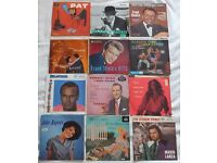 33 vinyl EP's from the 1950's and 1960's Good to Excellent condition