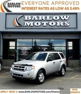 2012 Ford Escape XLT& CARPROOF PROVIDED!