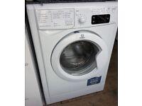 Indesit IWE81481 8Kg load capacity 1400 spin washing machine A+ energy rated