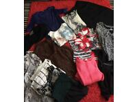 Size 12 bundle of ladies clothing