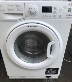 Hotpoint washing machine 9KG+ free delivery