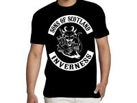 "T-SHIRT ""SONS OF SCOTLAND"""