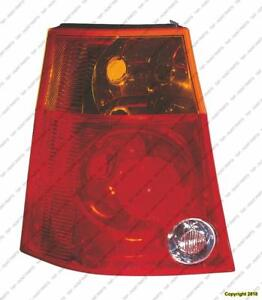 Tail Lamp Passenger Side High Quality Chrysler Pacifica 2004-2008