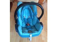 Maxi Cosi baby car seat- Cabriofix