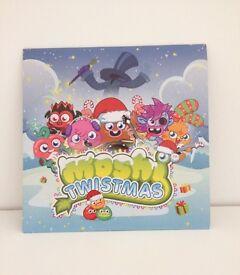 Moshi Monsters Christmas CD