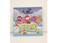 Moshi Monsters Christmas CD