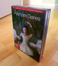 The Vampire Diaries Seasons 1 and 2 Box Set Roxburgh Park Hume Area Preview