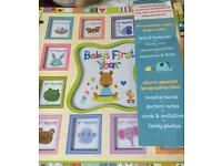 New Seasons Baby's First Year Memory Keeper/Record Book
