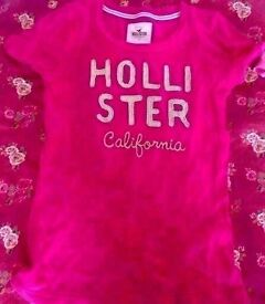Hollister tops £5 each