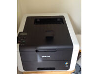 Laser Brother HL-3170CDW colour Printer ( embossed print outs)