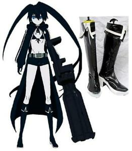 Convention miku Black Rock Shooter Boots