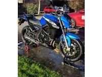 CF Moto 650NK WK 650i (ER6N) 650cc 2016
