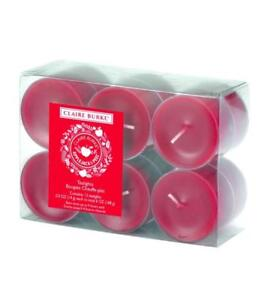 Claire Burke Applejack & Peel Tealight 12 Pack