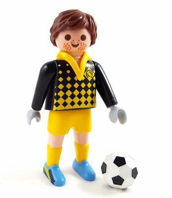 GOAL KEEPER / Football Soccer Sport Team Player / Footballer Figure Playmobil