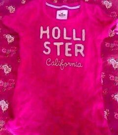 Hollister tops £6 each