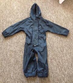 e2190c063097 Bush Baby Snow Suit. Fleece lined inc  kosi feet  and mitts. 18-24 ...