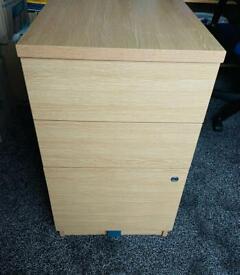 3 Drawer Filling Cabinet