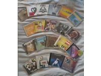 20 x CD many different artists