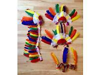 6 Rrd Indian Fancy Dress Head Dress