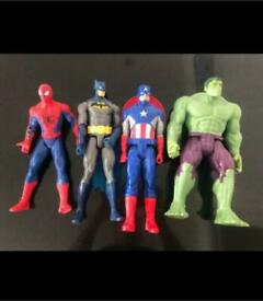 Marvel Action Figure 30cm
