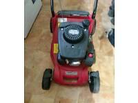 Mountfield rs100 petrol lawnmower