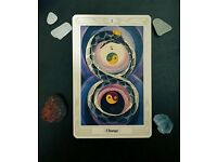 Mindful tarot reading by email £15