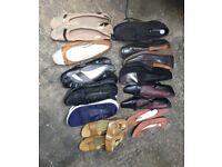 Ladies shoes, sizes 4-5, eleven pairs