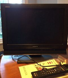 "Sony Bravia 19"" HD Ready LCD Television"
