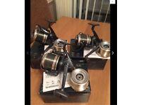 Shimano Ultegra 12000 XTA big pit reels