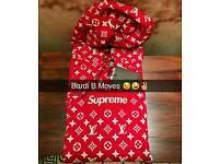 Supreme Louis Vuitton hoodie