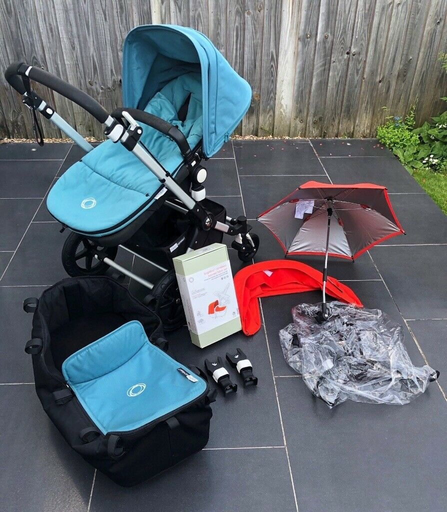 Cameleon 3 Bugaboo Buggy And Accessories In Cambridge Cambridgeshire Gumtree