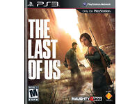 PS3 game - The last of us