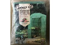 Grow It Replacement Walk in Grow Arc Heavy Duty Cover - Large - NEW