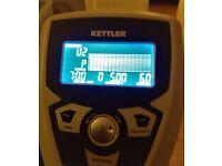 Fantastic Kettler Giro P Exercise Bike