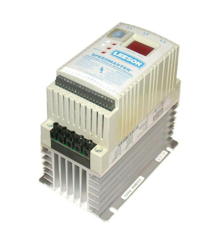 Leeson  174461.00  Speedmaster 3-Phase Variable Frequency AC Drive 1.5 HP