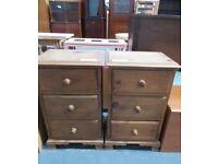Bedside cabinets RF7267/RF7268 £20 each