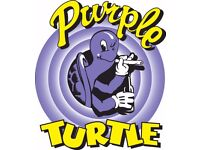 Staff wanted @ The Purple Turtle Oxford
