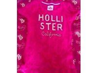 Hollister tops £5 each