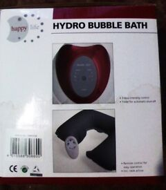 HYDRO MASSAGE BUBBLE BATH MACHINE