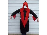 Halloween DEVIL Outfit Adult was £10 now £8 Collection Brighouse Spooky Trick or Treat