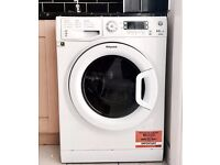 Washer Dryer 8KG (Hotpoint WDXD8640P WH) in White