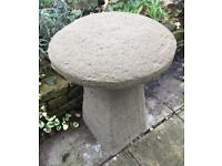 Large Staddle Stone Handmade £95 two available