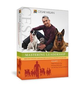 Cesar Millan - Mastering Leadership Volumes 1- 3 DVD
