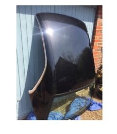 Black BMW 3 series hard top same as one in picture. Pic not the actual part!!