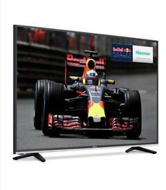 50 Inch 4K Ultra HD Smart LED TV