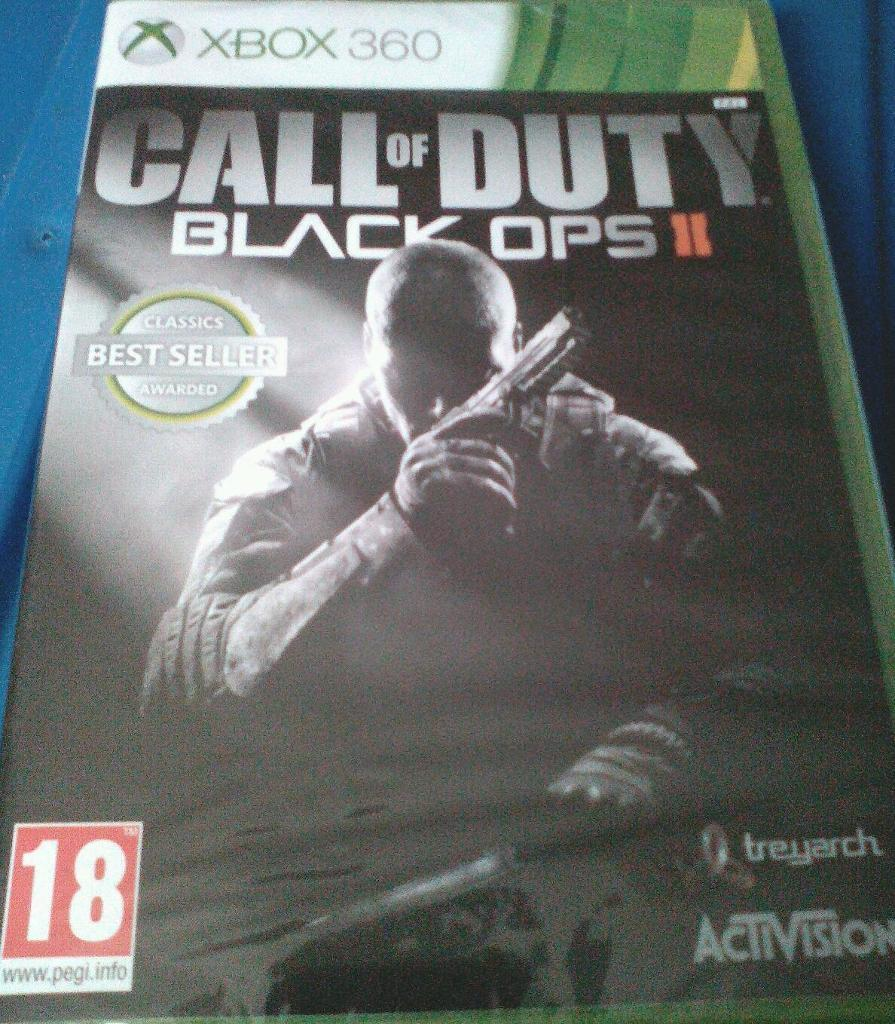 COD BLACK OPS 2 BRAND NEW SEALED 360