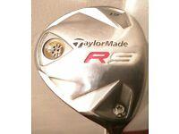 TaylorMade R9 5 wood...19 degree...Kuro Kage 60...STIFF flex