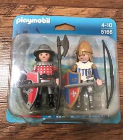 Playmobil knights 5166 brand new