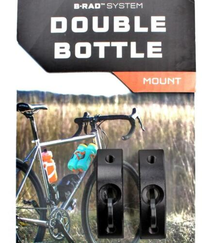Wolf Tooth Components B-RAD System Bicycle Double Bottle Cage Adaptor