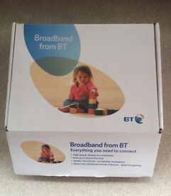 Broadband from BT